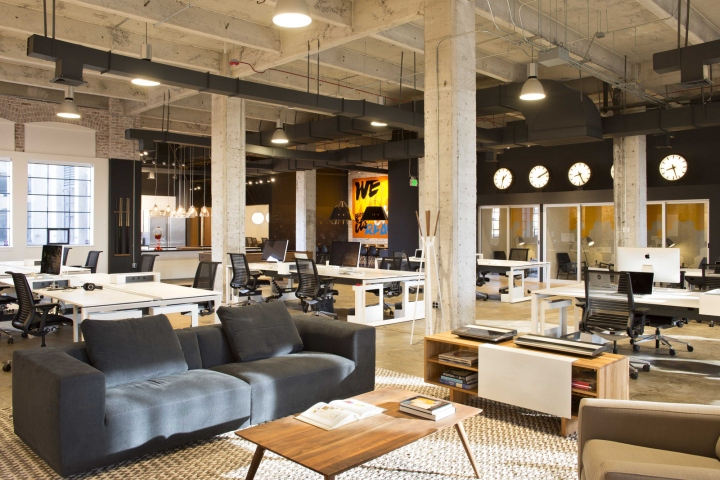 The Factory office by ASD, San Francisco – California » Retail ...