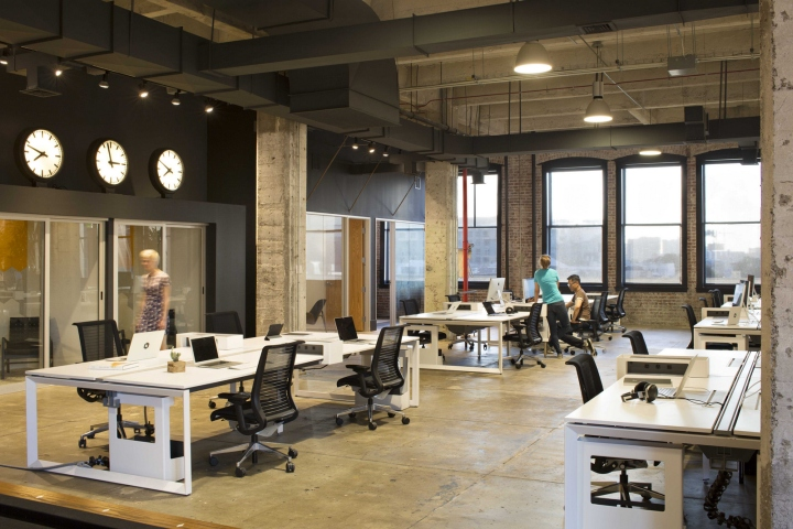 Office Design San Francisco The Factory Officeasd San Francisco  California » Retail .