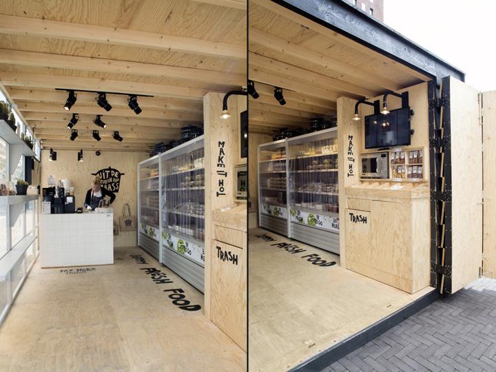 Design Cube Keuken : Uit de keuken van maass pavilion by werkstatt amsterdam