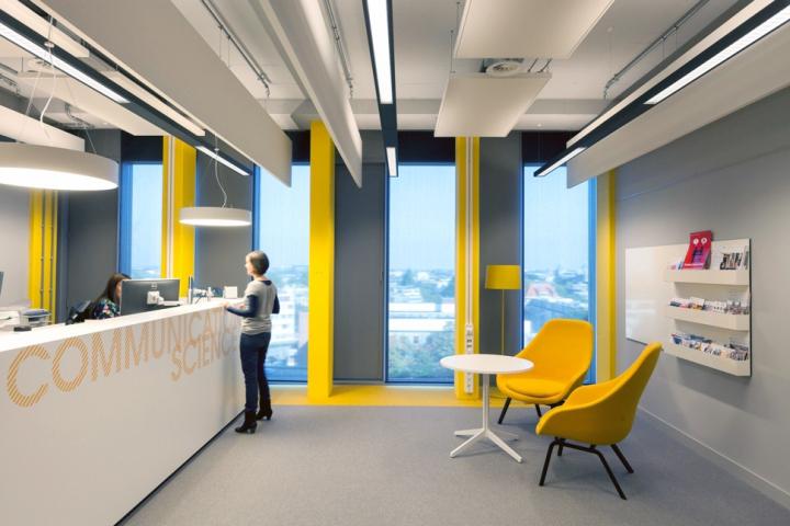 Uva Roeterseiland Interior By Fokkema Partners