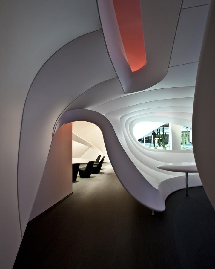 Vodafone Customer Experience Center by IO Studio, Prague – Czech