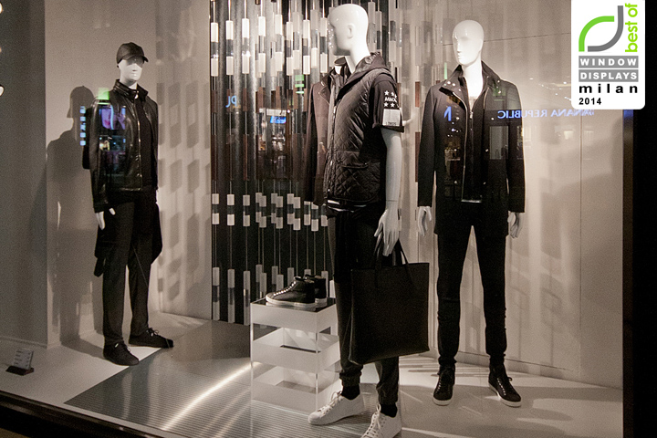 Exhibition Stand For Zara : Zara