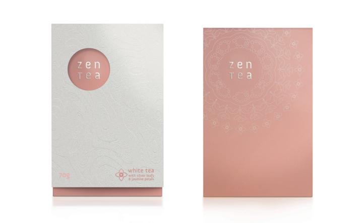 禅茶品牌包装设计