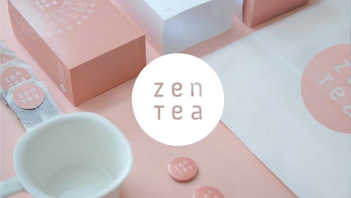 Zen Tea branding packaging by Konrad Sybilski 04 Zen Tea branding & packaging by Konrad Sybilski