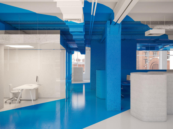187 Zenith Optimedia Office By Vox Architects Moscow Russia