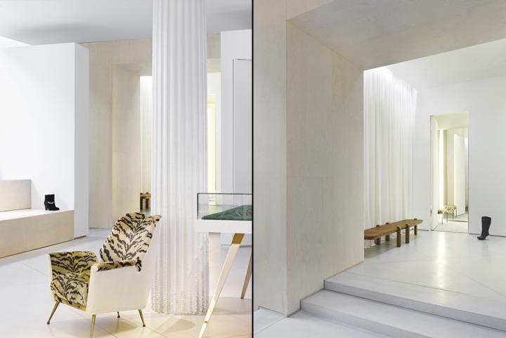 纽约市 Phillip Lim 概念女装店设计