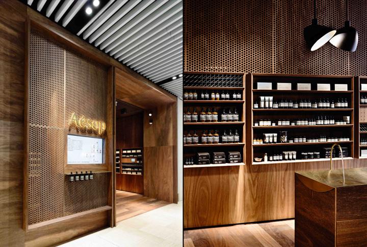 187 Aesop Emporium Store By Kerstin Thompson Architects