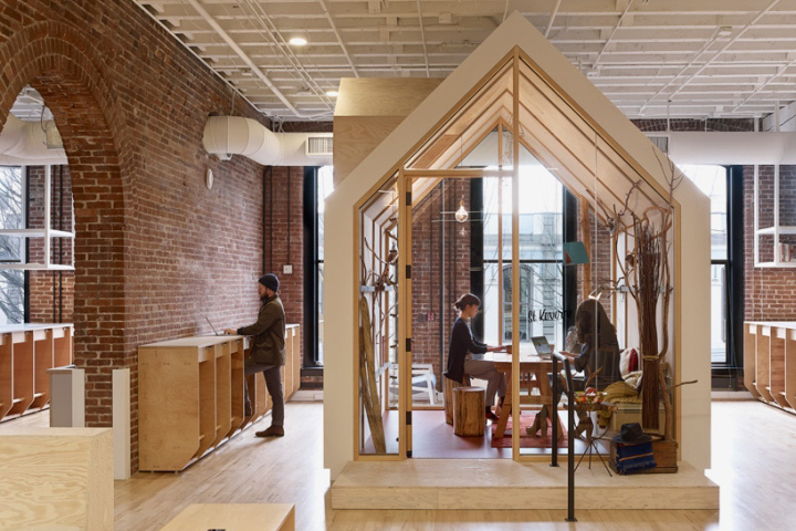 Airbnbs Portland Office Has Moved Into Their New Headquarters The First Of A Number Customer EXperience CX Centers That Will Open Around World