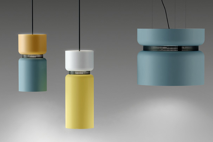 187 Aspen Lamp By Werner Aisslinger For B Lux