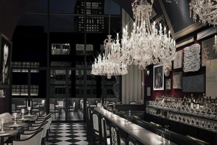 187 Baccarat Hotel New York City