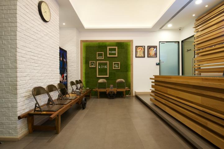 Being An Interior Designer being human officethe ashleys, mumbai – india » retail design blog
