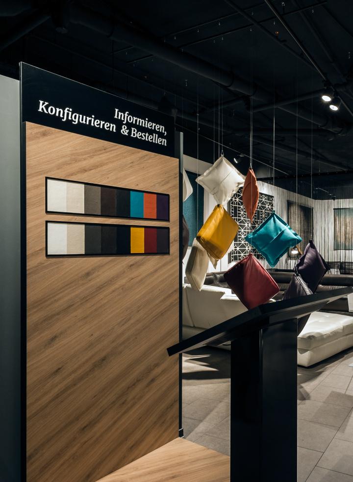 德国慕尼黑belmoba家居展厅设计
