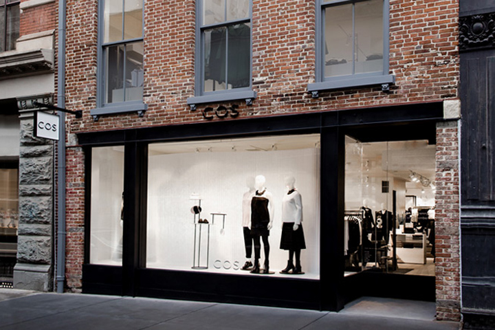 187 Cos Flagship Store New York City