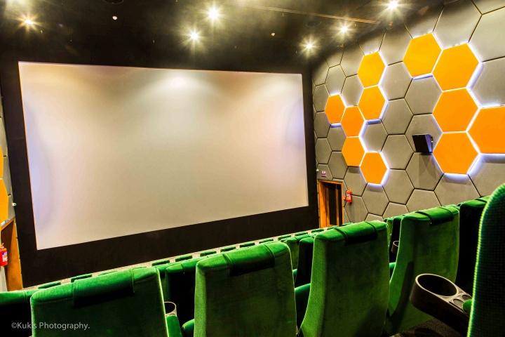 巴基斯坦Cinepax电影院设计