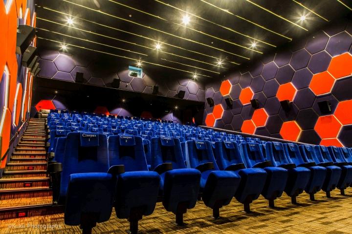 187 Cinepax Lahore Cinema By Architects Inc Lahore Pakistan