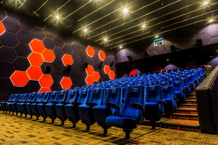 187 Cinepax Lahore Cinema By Architects Inc Lahore Pakistan
