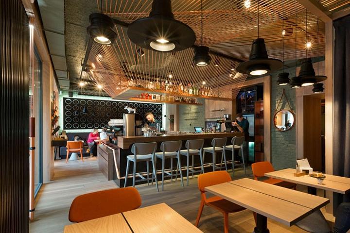 187 Dogatedove Restaurant By Yod Design Lab Kiev Ukraine