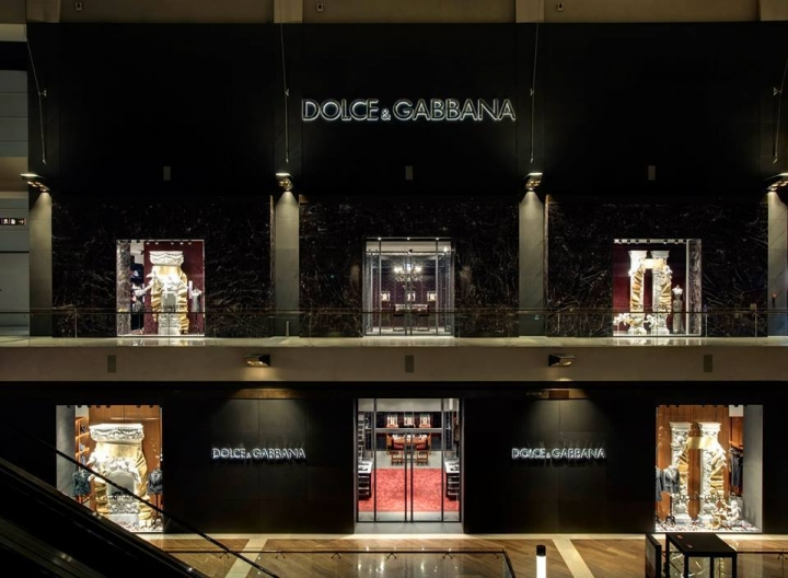 outlet store a0942 1e16c Dolce & Gabbana flagship store, Singapore