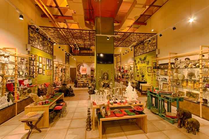 Eka Concept Store By Frdc Bangalore India