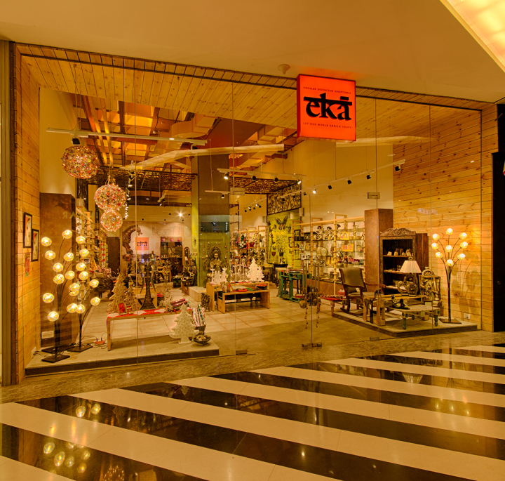 » Eka Concept Store By FRDC, Bangalore