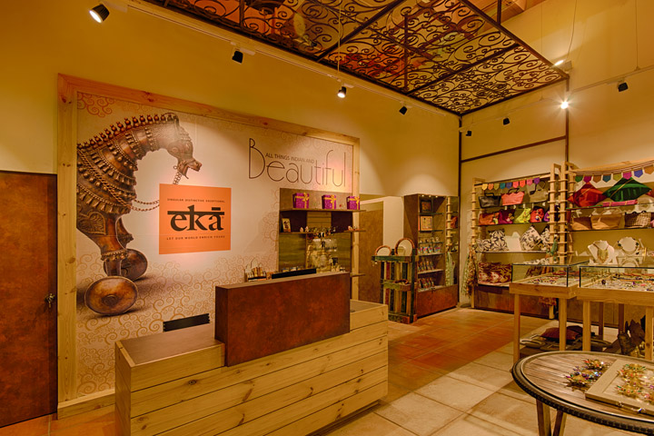 Indian Minimalism The New Decor Norm: » Eka Concept Store By FRDC, Bangalore