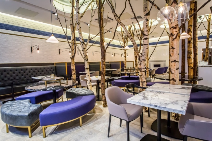 Ethos Foods is a sophisticated, self-service vegetarian restaurant,  conveniently located near Oxford Circus in Central London and specializing  in ...
