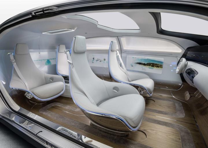 Mercedes Garage Roermond : F luxury in motion by mercedes benz