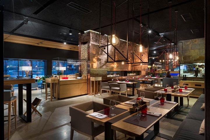 187 Food Amp Forest Park Restaurant By Yod Design Lab Poltava