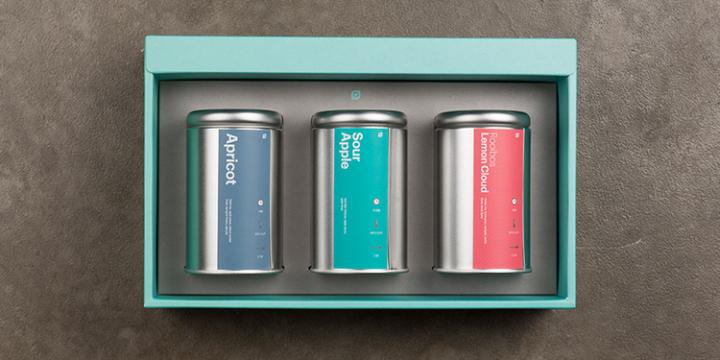 H Tea packaging by minimalist » Retail Design Blog