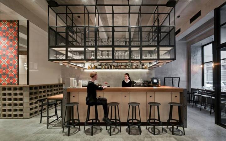 187 Holy Fox Bar And Restaurant By Mikhail Kozlov Moscow
