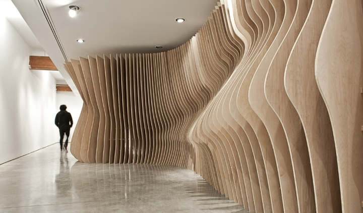 Inter Section Installaton By Campos Leckie Studio