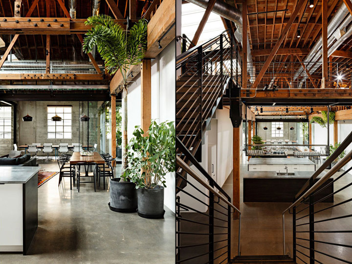 187 Editorial Offices Joint Editorial By Vallaster Corl Architects Amp Jhid Portland Oregon