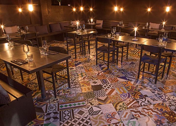 187 Llama Restaurant By Big And Kilo Design Copenhagen