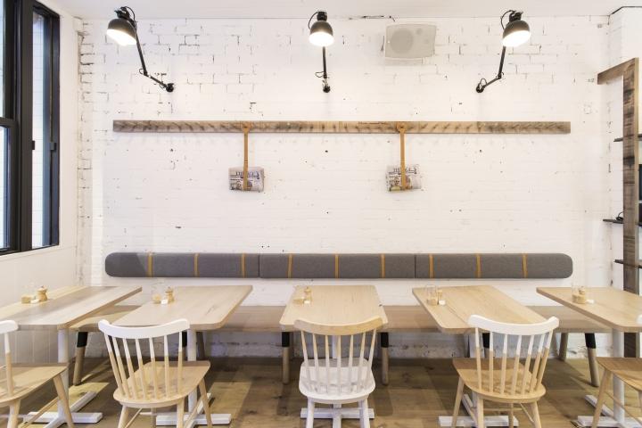 Lucky penny café restaurant by biasol design studio