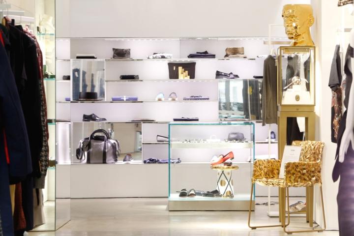 LuisaViaRoma store, Florence – Italy » Retail Design Blog