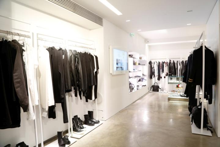 Luisaviaroma Store Florence Italy 187 Retail Design Blog