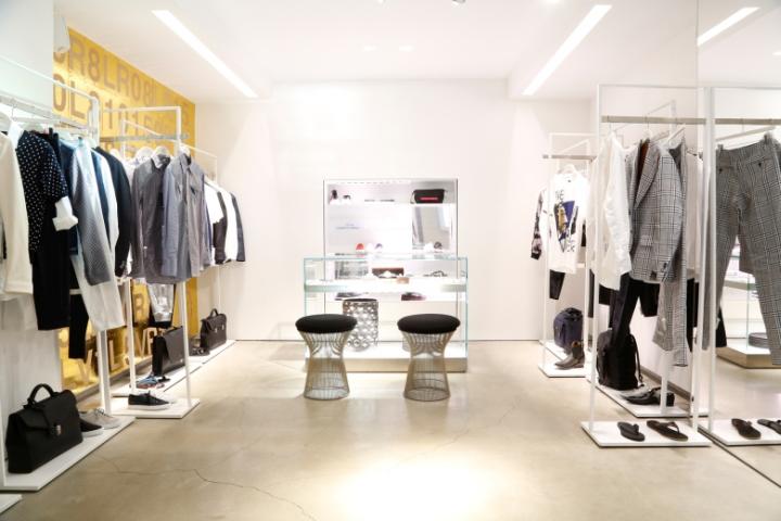 » LuisaViaRoma store, Florence – Italy