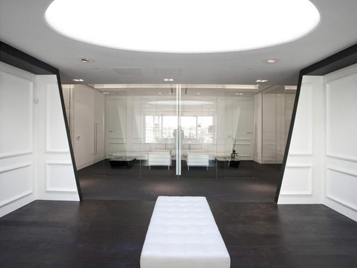 Creative office furniture design - Editorial Offices Net A Porter Hq By Studiofibre London