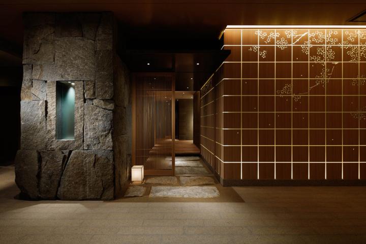 187 Palace Hotel Wadakura Restaurant By A N D Tokyo Japan