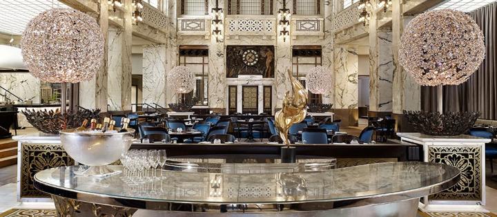 187 Park Hyatt Hotel By Fg Stijl Vienna Austria