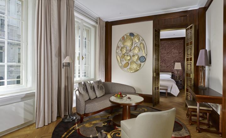 Park hyatt hotel by fg stijl vienna austria retail for Design hotel vienna