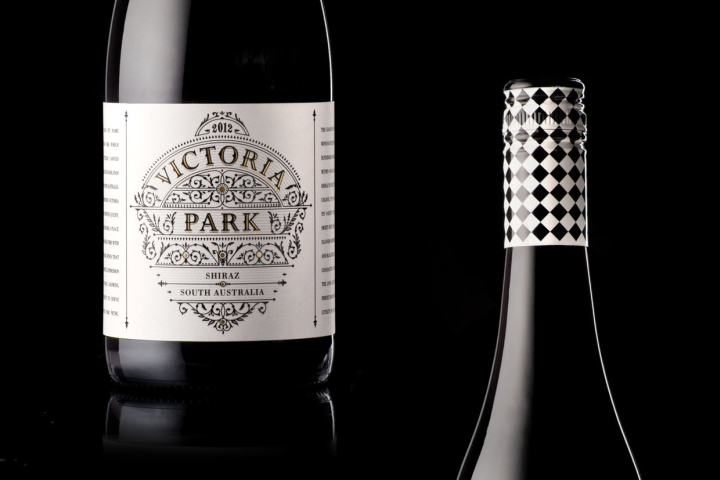 园生活葡萄酒品牌包装设计