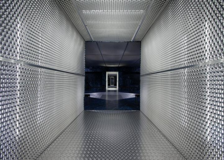 187 Prada Catwalk Installation By Oma Amo Milan Italy