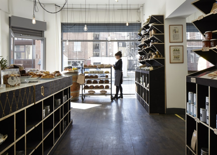 Chop Shop Butcher And Kitchen Menu : ? Quality Chop Shop butcher by Fraher Architects, London ? UK
