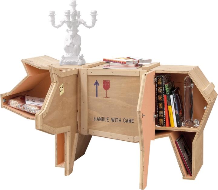 Retail Store Storage Furniture Design Of Mud Australia: Sending Animals Collection By Marcantonio Raimondi Malerba