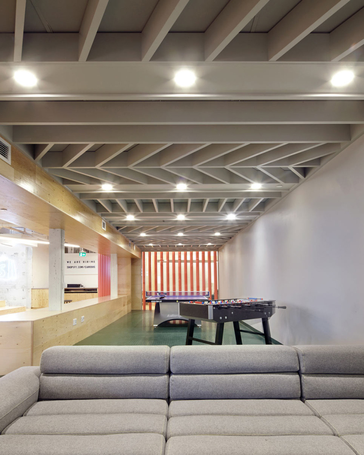 Shopify Offices By MSDS Studio, Toronto