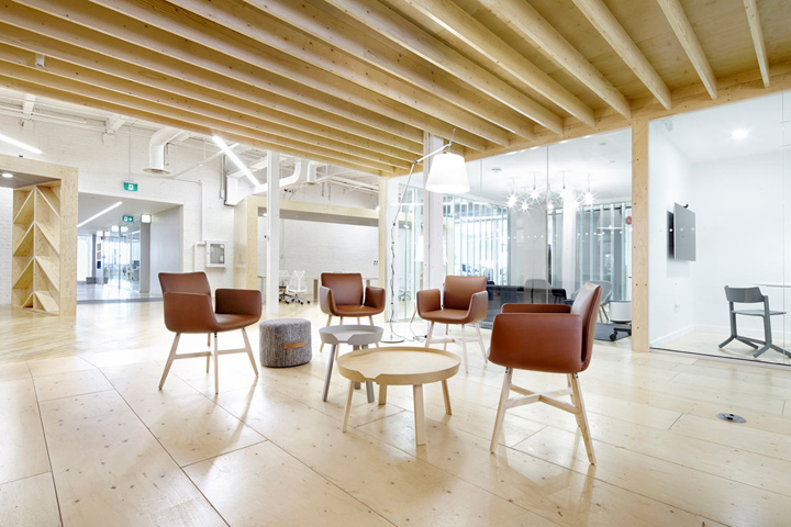 Shopify offices by MSDS Studio Toronto Canada Retail Design Blog
