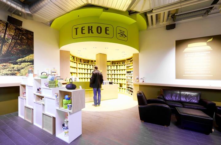 9957efb8 Tekoe Tee Shop by zap-design, Écublens – Switzerland