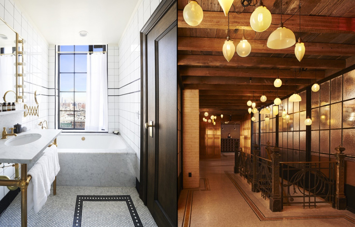 187 The Ludlow Hotel By Ltl Architects New York City