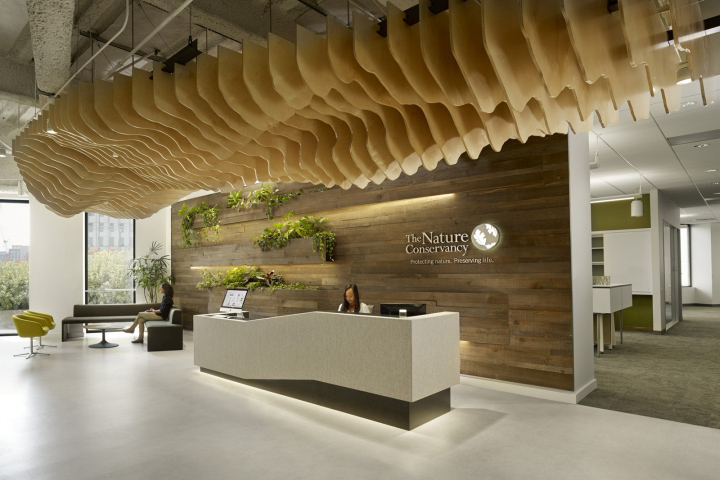 187 The Nature Conservancy Offices By Mkthink San Francisco